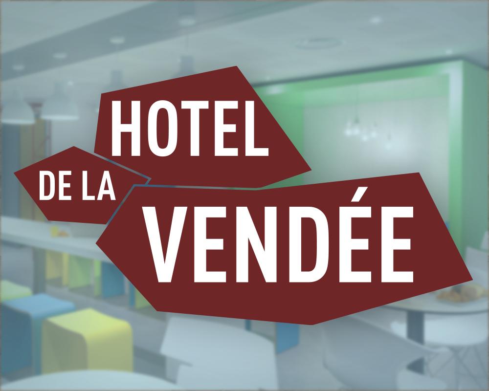 Hôtel de la Vendée – Logo