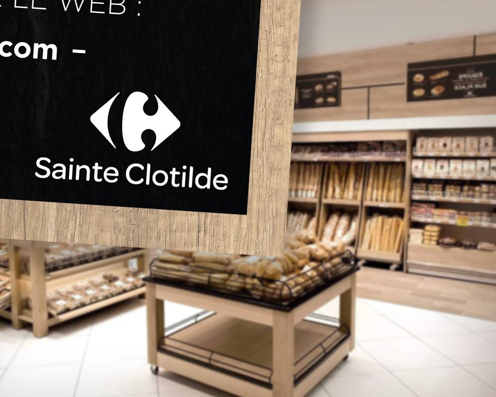 Carrefour Sainte Clotilde